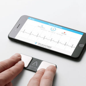 Kardia 移動心電圖機 (第四代) (Alivecor Kardia Mobile EKG Monitor - 4th Generation)