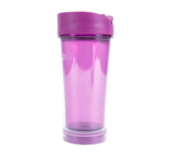 Mighty Mug ICE TUMBLER - Purple (Translucent Color)