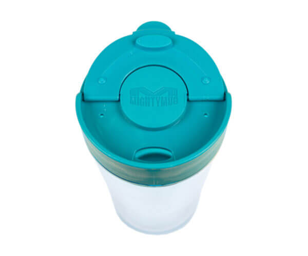 Mighty Mug ICE TUMBLER - Teal (Translucent Color)