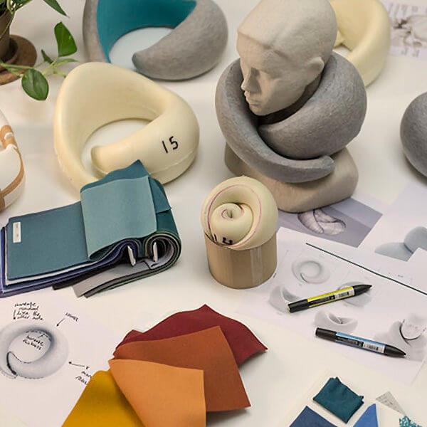 英國鴕鳥枕 Ostrich Pillow Go - Design