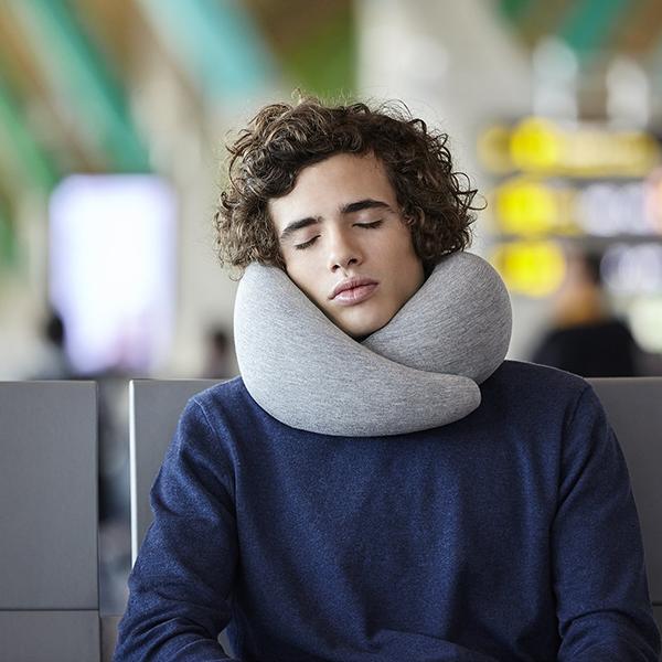 英國鴕鳥枕 Ostrich Pillow Go - Best Neck Support