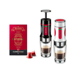 Barsetto Tripresso Portable Coffee Maker