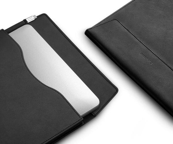 DockCase for Apple MacBook - Black