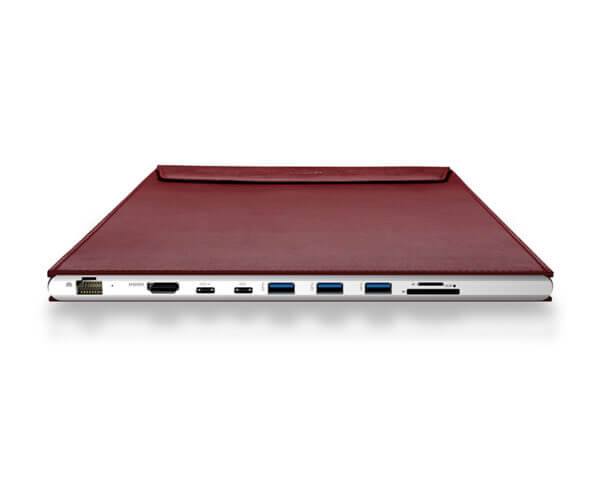DockCase for Apple MacBook - Red