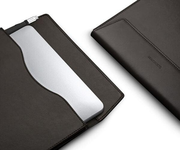 DockCase for Apple MacBook - Umber Brown