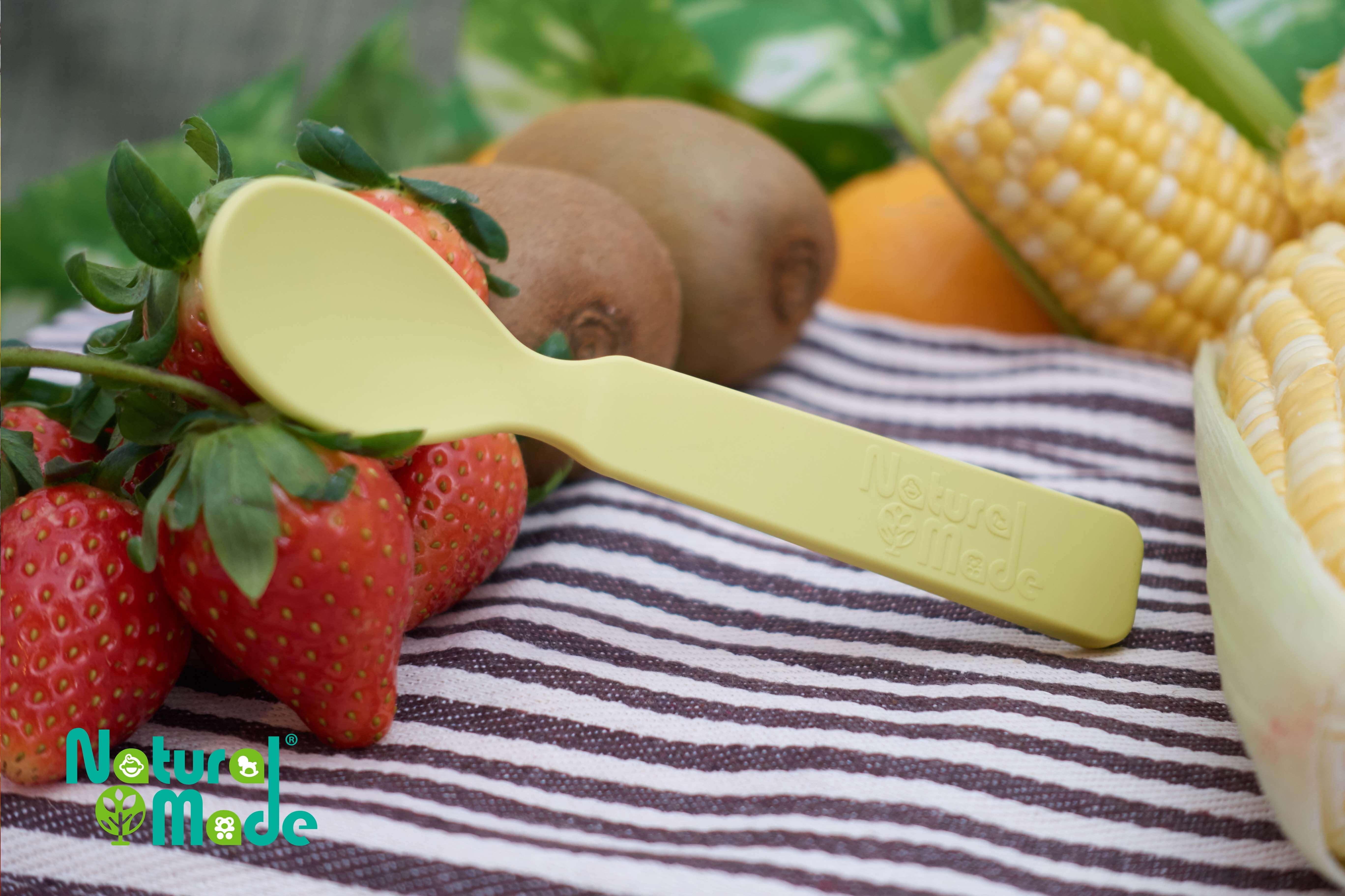 Hong Kong Natural Made Baby Spoon