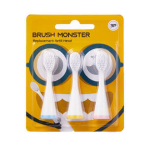 韓國 Brush Monster 兒童智能牙刷(人臉辨識 + AR 指導) - Brush Monster Smart Toothbrush for Kids
