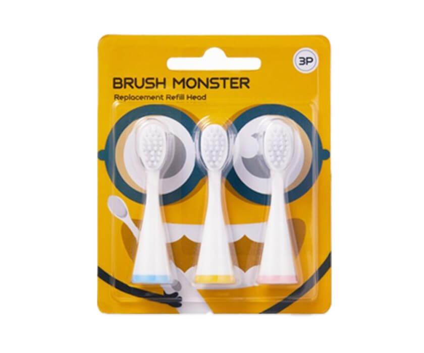 韓國 Brush Monster 兒童智能牙刷(人臉辨識 + AR 指導) - Brush Monster Smart Toothbrush for Kids
