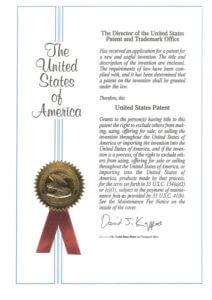 Taiwan GMINFU Floating Wrist Strap (Lifesaving Bracelet) - United State of America Patent