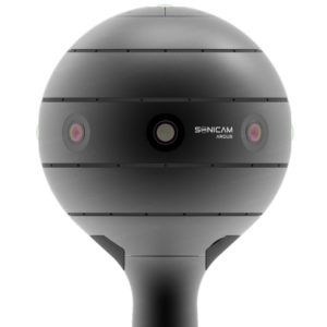 AUROVIS Sonicam 3D 360° VR 專業級全景相機 (Aurovis Sonicam 3D 360 Spherical VR Camera)