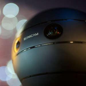 AUROVIS Sonicam 3D 360° VR 專業級全景相機 (Aurovis Sonicam 3D 360 Spherical VR Camera)