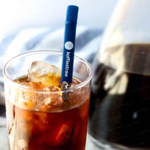 美國 KoffieStraw 無害矽飲管 (Koffiestraw Reusable Silicone Straw)