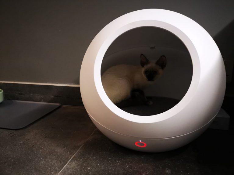 Petkit Cozy 寵物智能冷暖窩 photo review