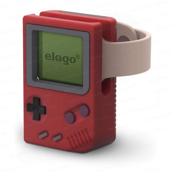 elago W5 Apple Watch 經典懷舊充電支架 (Nintendo 任天堂 Game Boy)