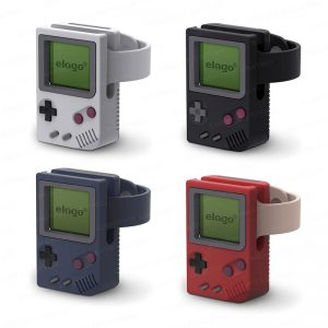 elago W5 Apple Watch 經典懷舊充電支架 (Nintendo 任天堂 Game Boy)