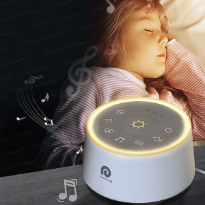 日本 Dreamegg 白噪音睡眠儀 (深度睡眠治療音響機) (Dreamegg D1 White Noise Sound Machine)
