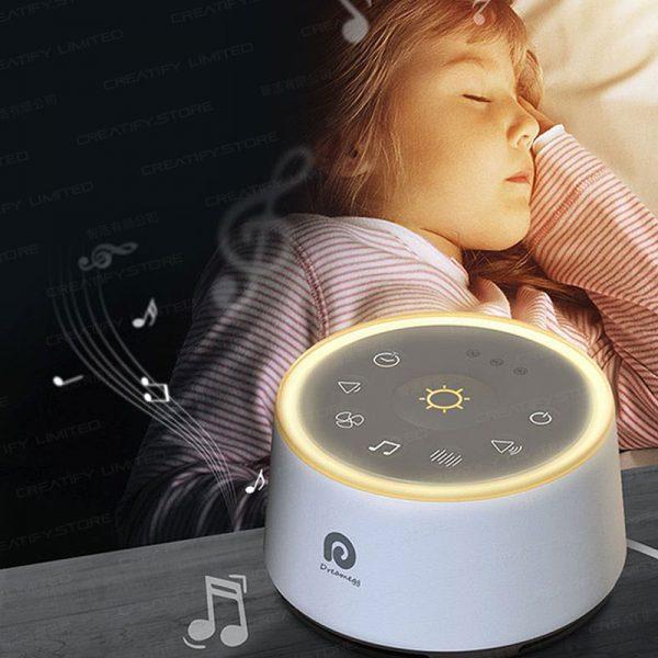 日本 Dreamegg 白噪音睡眠儀 (深度睡眠治療音響機) (Dreamegg D1 White Noise Sound Machine)