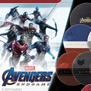 infoThink 復仇者聯盟系列無線充電座 (Infothink Marvel Avengers Enggame Wireless Charging Pad)