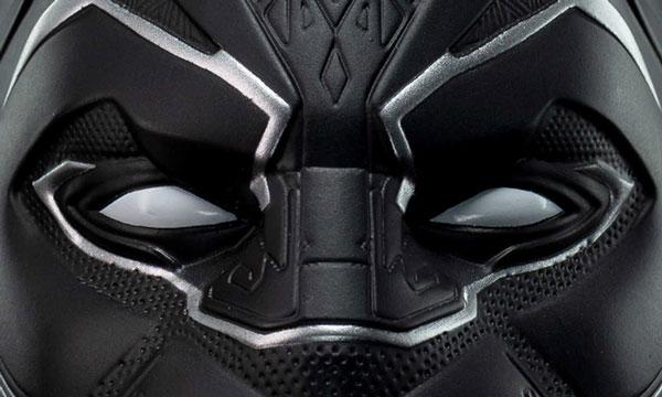 CAMINO MARVEL 黑豹迷你藍牙喇叭 (第二代) (Camino Marvel Black Panther Mini Bluetooth Speaker v2.0)
