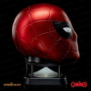 CAMINO MARVEL 鋼鐵蜘蛛人迷你藍牙喇叭 (第二代) (Iron Spiderman Mask Mini Bluetooth Speaker V2.0)