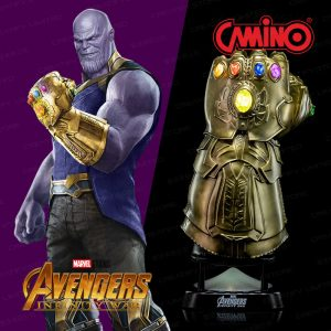 CAMINO MARVEL Infinity Gauntlet 無限手套迷你藍芽喇叭 (第二代) (Avengers 3 Infinity Gauntlet Mini Bluetooth Speaker V2.0)
