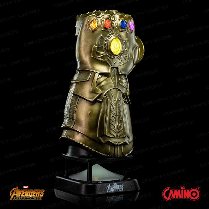 CAMINO MARVEL Infinity Gauntlet 無限手套迷你藍芽喇叭 (第二代) (Avengers 3 Infinity Gauntlet Mini Bluetooth Speaker V2.0)