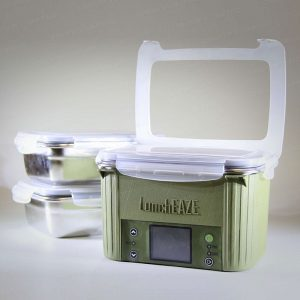 LunchEAZE 自動加熱飯盒 (LunchEAZE Auto Heated Lunchbox)