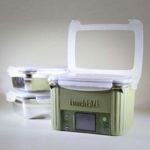 LunchEAZE 自動加熱飯盒 (LunchEAZE Auto Heated Lunchbox)