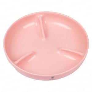 法國 Viéco 天然無毒植物玉米製環保兒童餐具 - 分隔餐碟 (France Viéco PLA Eco-Friendly Kid Tablewares - Divided Plate)