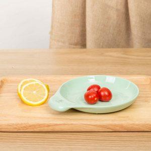 法國 Viéco 天然無毒植物玉米製環保兒童餐具 - 碟 (France Viéco PLA Eco-Friendly Kid Tablewares - Plate)