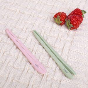 法國 Viéco 天然無毒植物玉米製環保兒童餐具 - 筷子 (France Viéco PLA Eco-Friendly Kid Tablewares - Chopsticks)