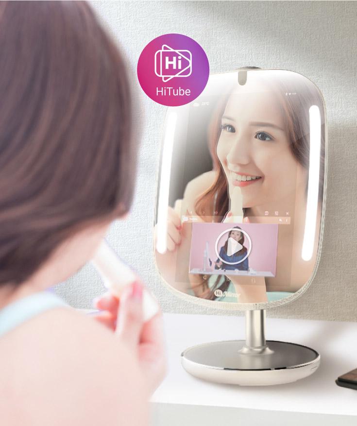 HiMirror Mini 迷你姬智能魔鏡 (HiMirror Mini Smart Mirror 16G)
