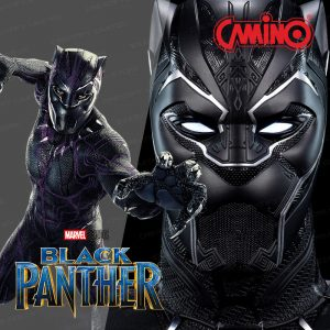 CAMINO MARVEL 1:1 Black Panther 黑豹藍牙喇叭 (Marvel Black Panther Life-Size Bluetooth Speaker)