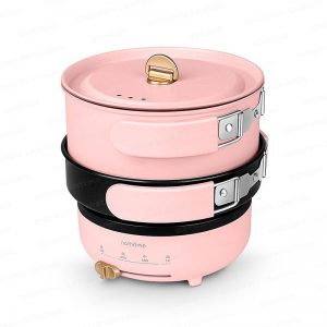 Nathome 可收納多功能電煮鍋 (Nathome Detachable Pot)