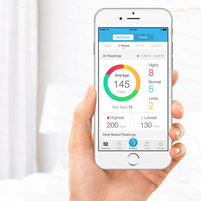 iHealth Smart BG5 便攜式無線智能血糖機 (iHealth Smart BG5 Wireless Gluco Monitoring System)