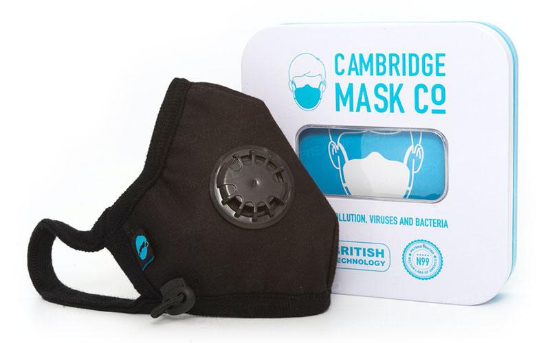 英國 Cambridge Mask Pro N99 口罩 (Cambridge Mask Military Grade Activated Carbon N99 Mask)