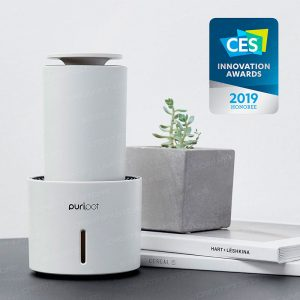 Puripot P1N-IoT 光觸媒空氣清淨擴香機 (Korea Puripot P1N All In One Personal IOT Air Purifier)
