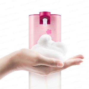 infoThink 智慧感應泡泡洗手機 - Chip'n'Dale (奇奇與蒂蒂 / 鋼牙與大鼻) (Infothink Cherry Blossom Portable Automatic Soap Dispenser Chip n Dale)