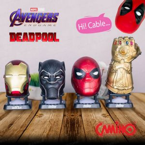 CAMINO MARVEL 系列迷你藍牙喇叭 (第二代) (Camino Marvel Mini Bluetooth Speaker V2.0)
