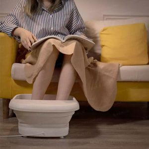 Nathome 可折疊按摩足浴盆 (Nathome Collapsible Foot Bath) (NZY755)