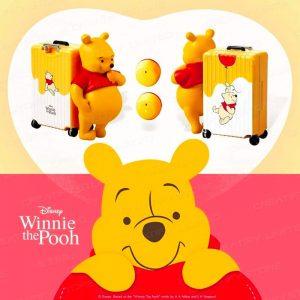 InfoThink 迪士尼系列 真無線藍牙耳機 (小熊維尼特別版) (InfoThink Winnie the Pooh Series True Wireless Bluetooth Earbuds Headset)