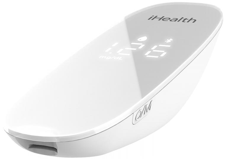 iHealth Smart BG5s 便攜式無線智能血糖機 (iHealth Smart BG5s Wireless Gluco Monitoring System)